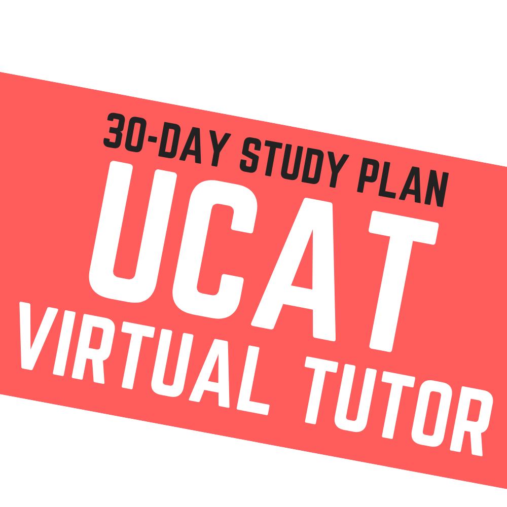 30-Day UCAT Virtual Tutor 002