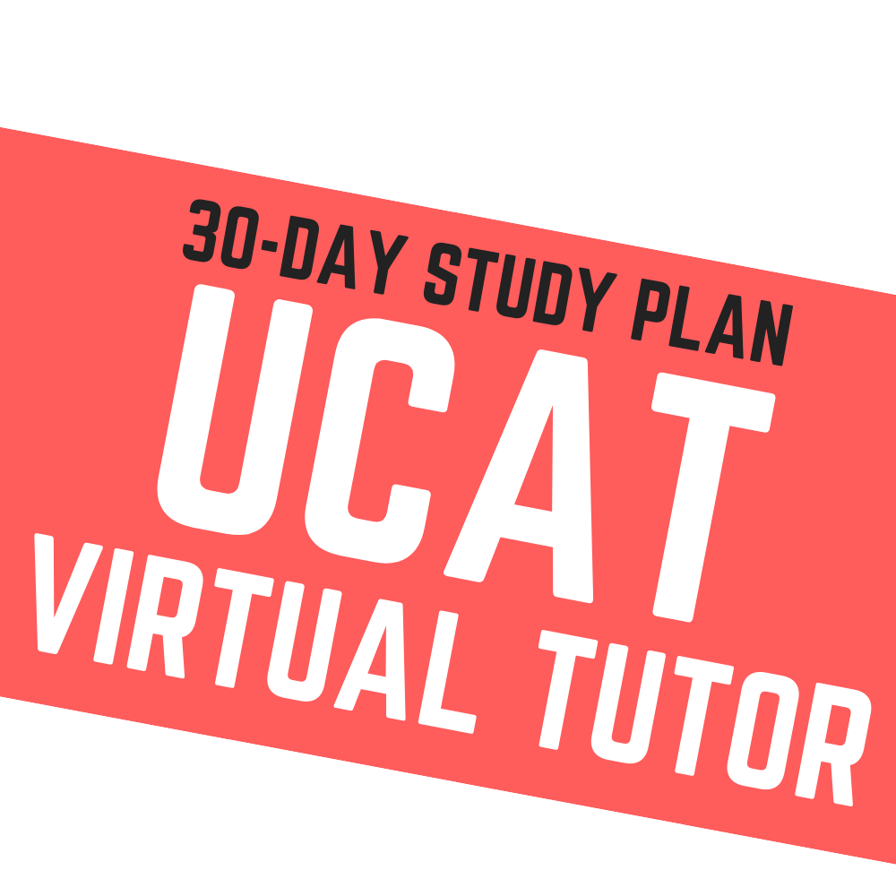 30-Day UCAT Virtual Tutor