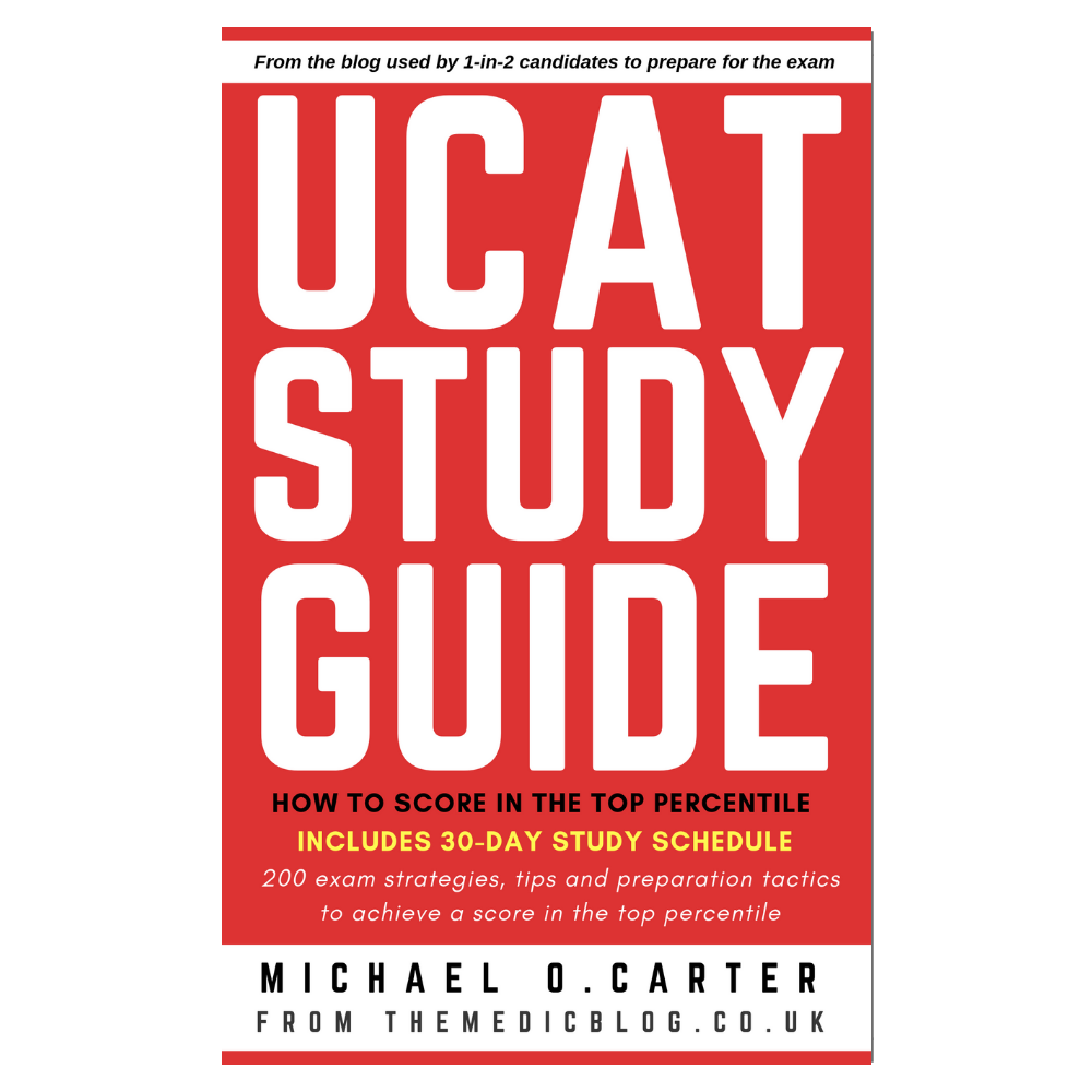 UCAT Study Guide 2019 Edition [eBook]