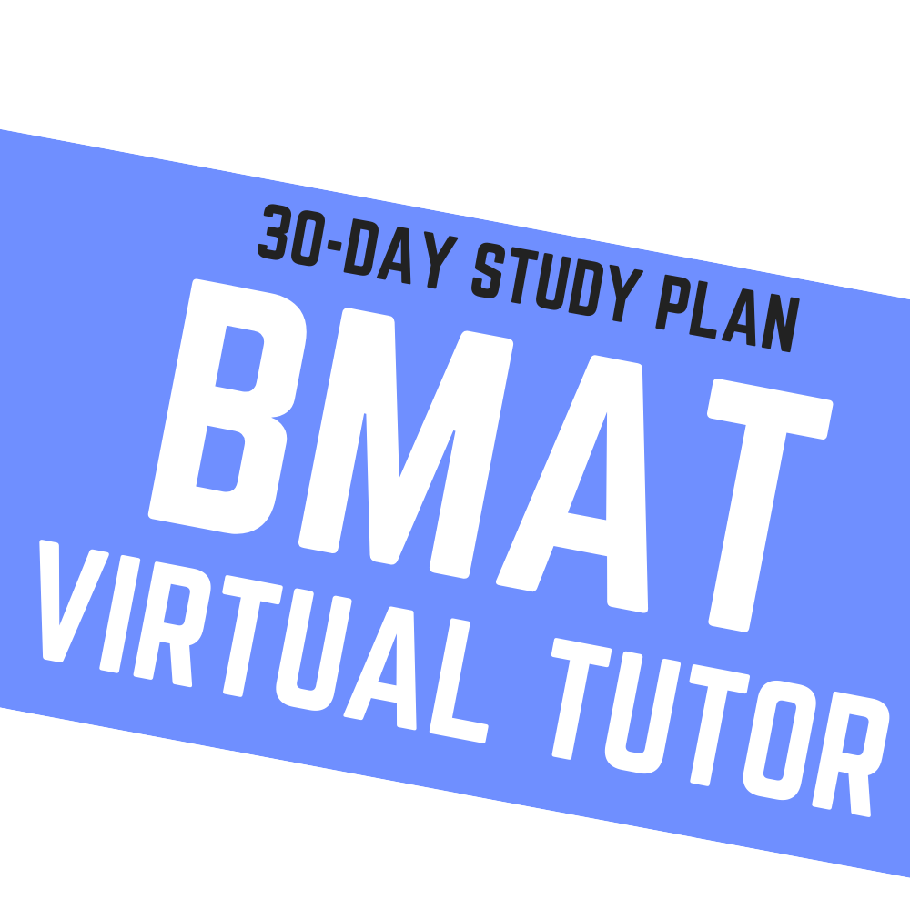 30-DAY BMAT Virtual Tutor (Beta)