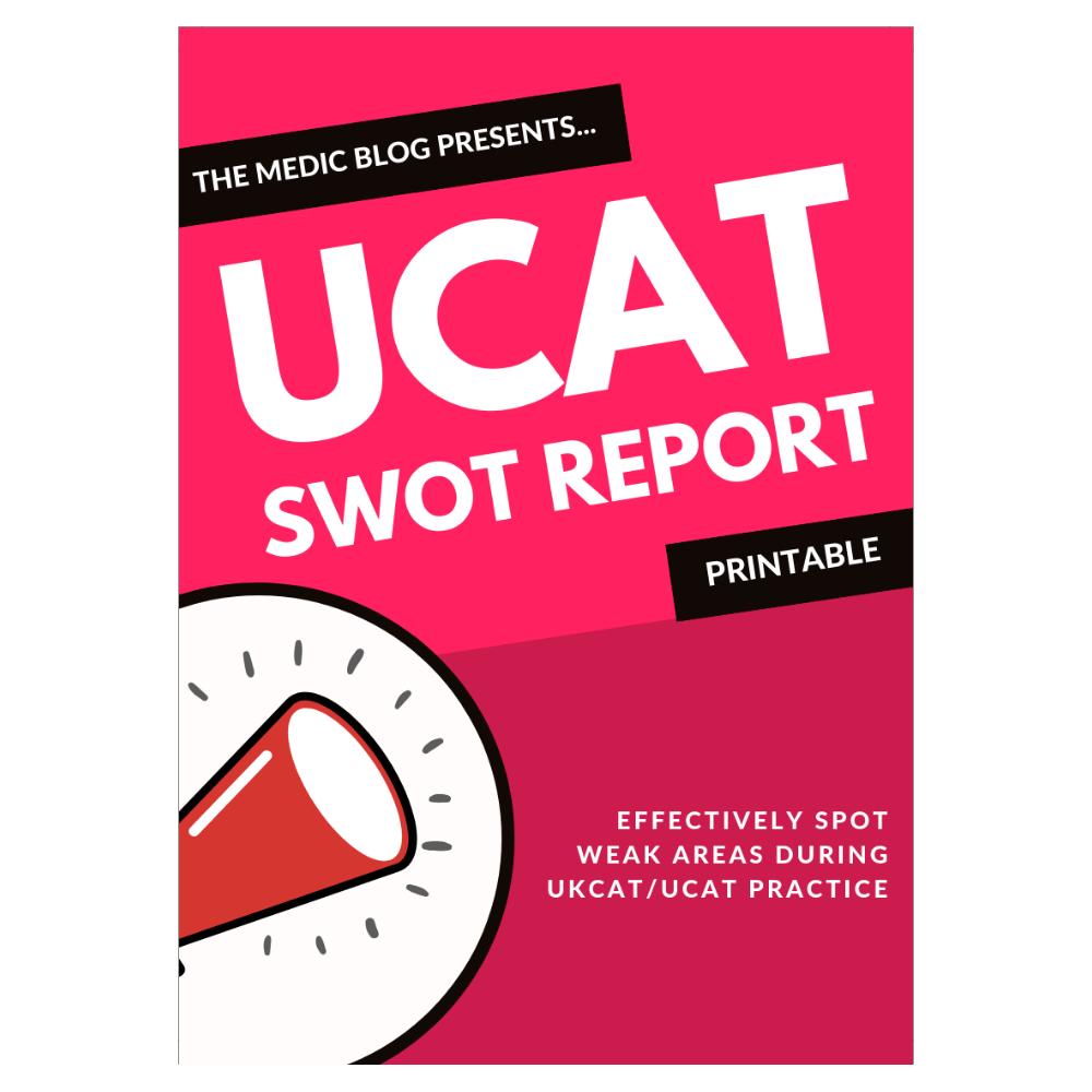 UCAT SWOT Sheet 021