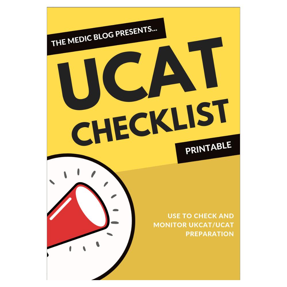 UCAT Checklist 022
