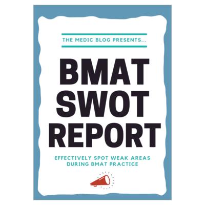 BMAT SWOT Sheet