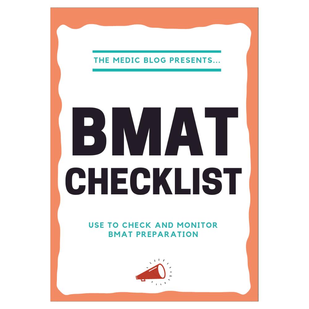 BMAT Checklist 026