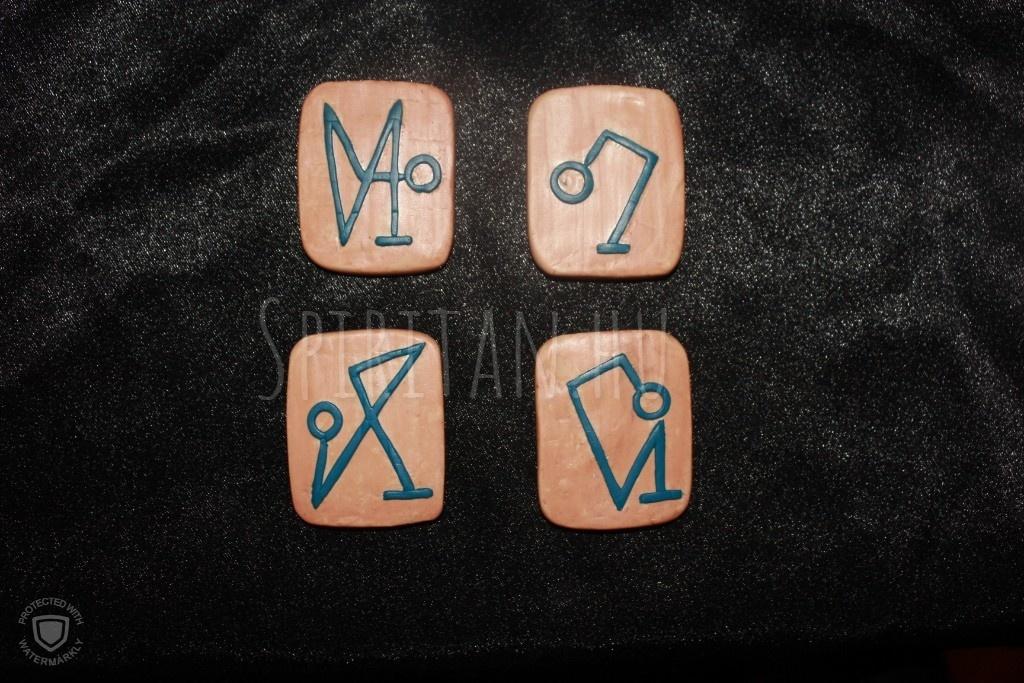Elemi mágia csomag arkangyal jeltáblával .:. Kezdőknek