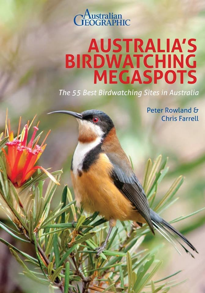 Australia's Birdwatching Megaspots (Australian Geographic) 67001