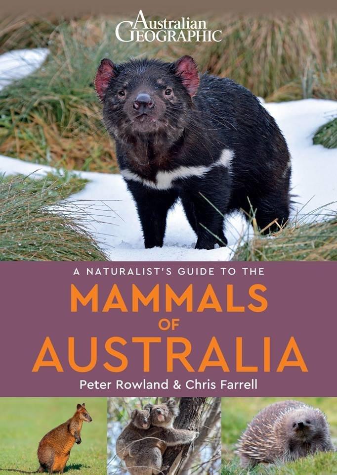 Naturalist's Guide to Mammals of Australia (Australian Geographic) 67005