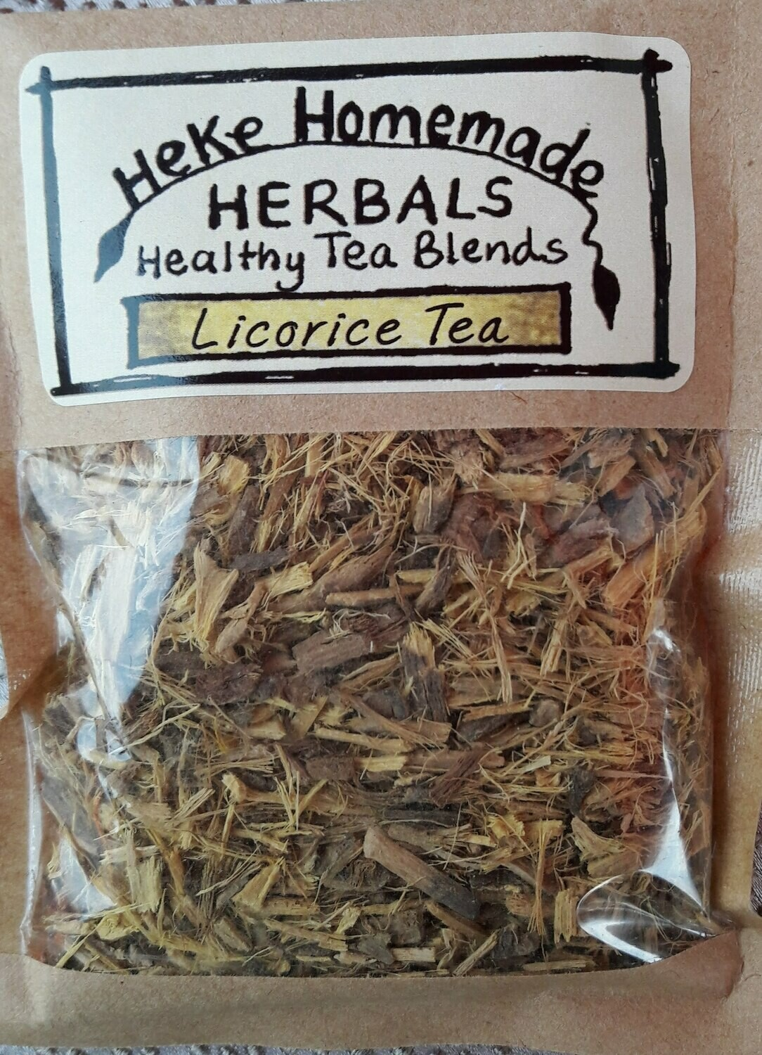 Licorice Root - coarse only