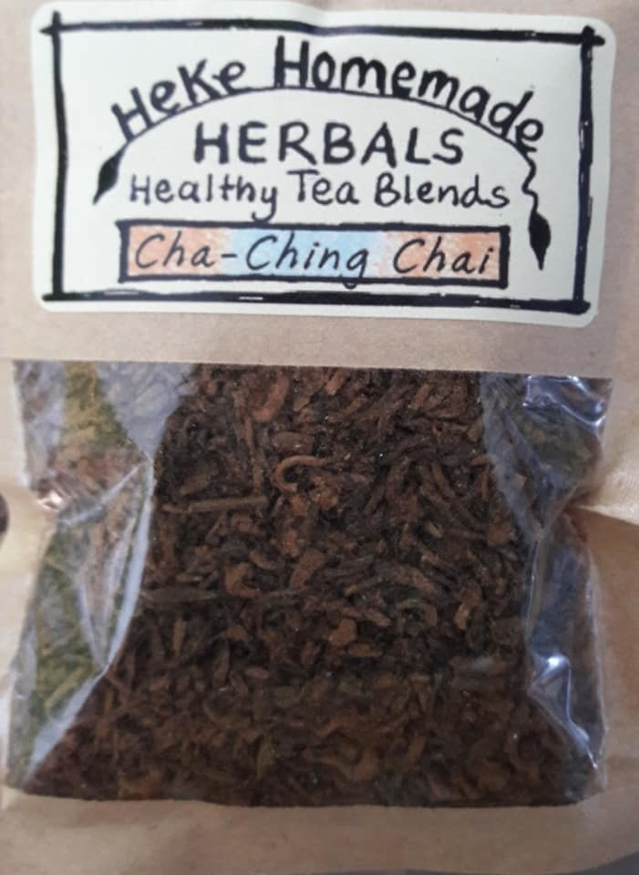 Cha-Ching Chai Tea