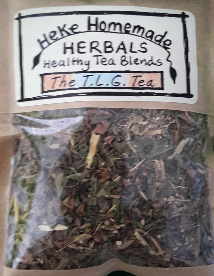 TLG Tea (Tulsi,Licorice,Ginger)