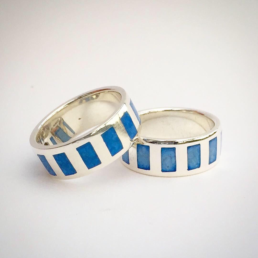 Ocean blue band