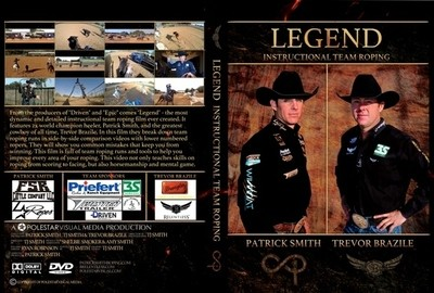 Legend Instructional Team Roping