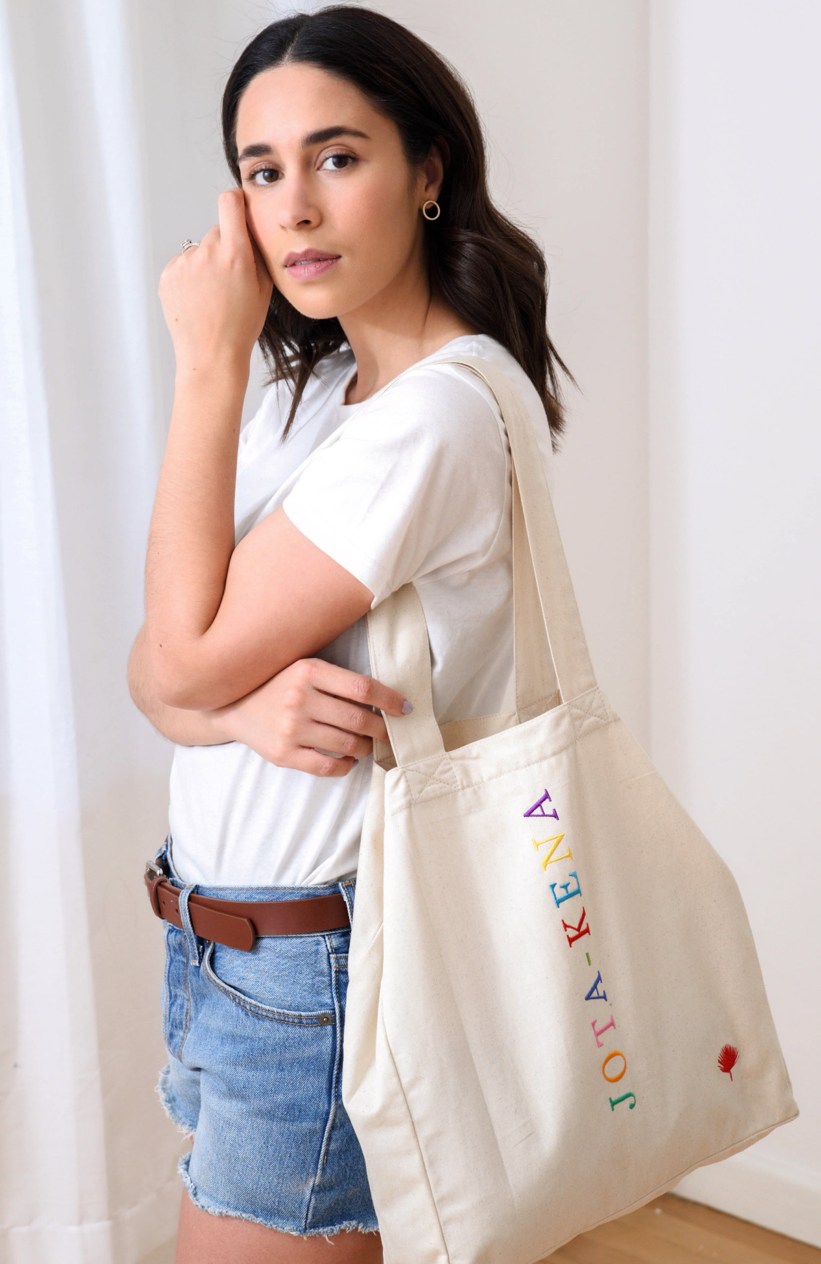 JOTA-KENA RAINBOW TOTE BAG 00003