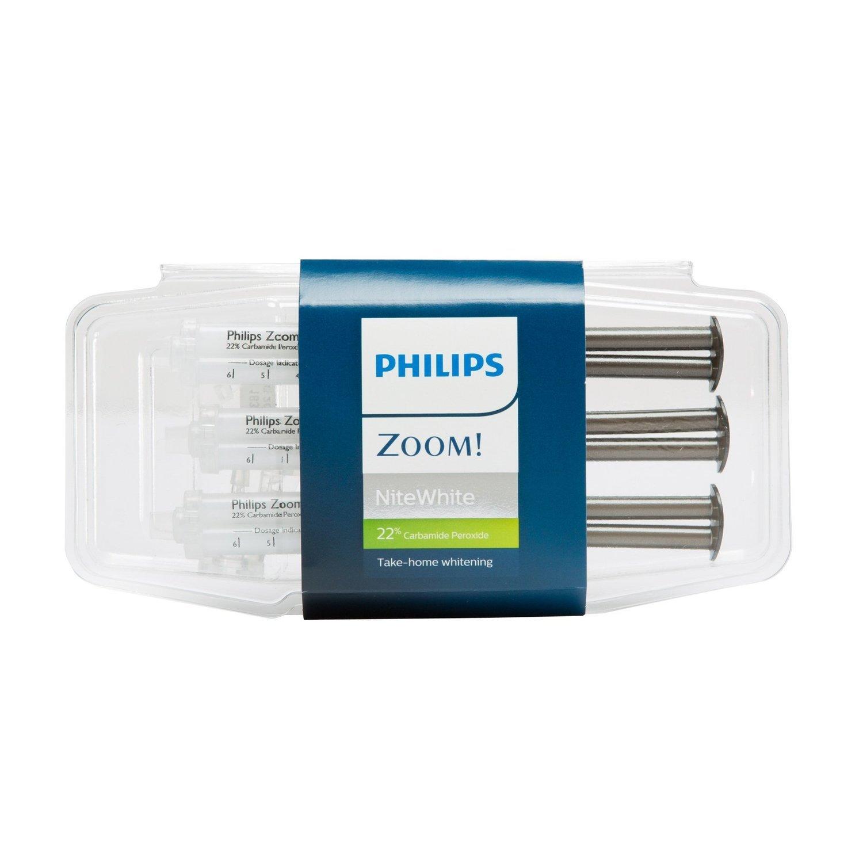 Philips Zoom! NiteWhite 22% 3 Pack