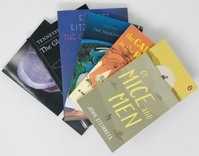 Sophomore Honors American Literature Book Bundle