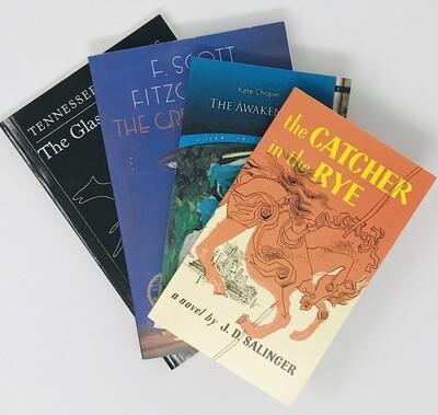 Sophomore CP American Literature Book Bundle