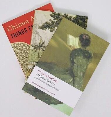 Senior CP World Literature - Adkins Book Bundle