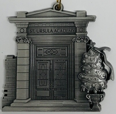 Ornament - Chapel Doors - 3