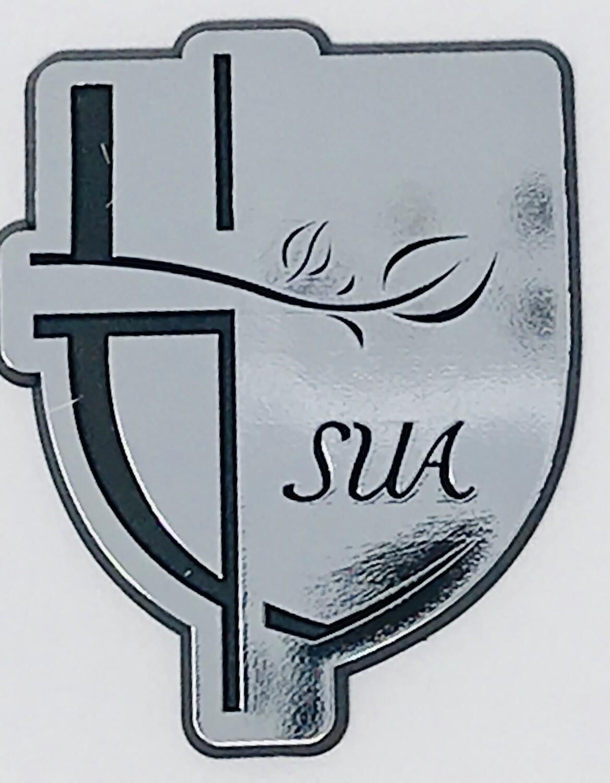 Car Emblem - Adhesive