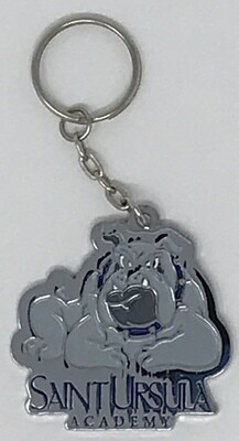 Key Chain - Bulldog