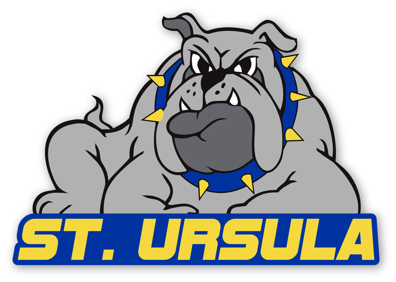 Decal - 6 x 7 - Bulldog