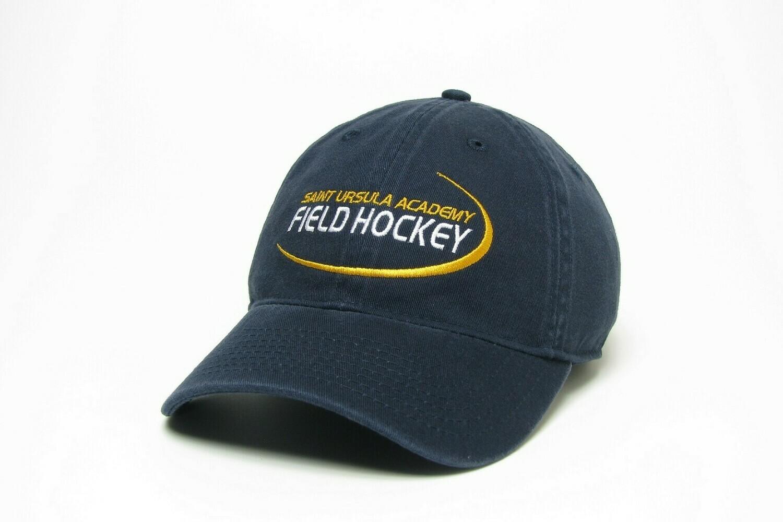 Hat - Navy - Field Hockey Swoosh