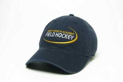Hat - Navy - Field Hockey Swoosh