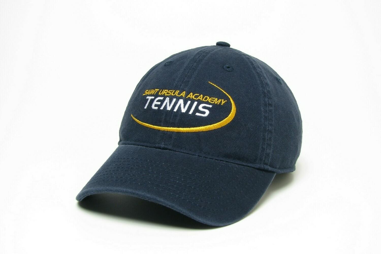 Hat - Navy - Tennis Swoosh