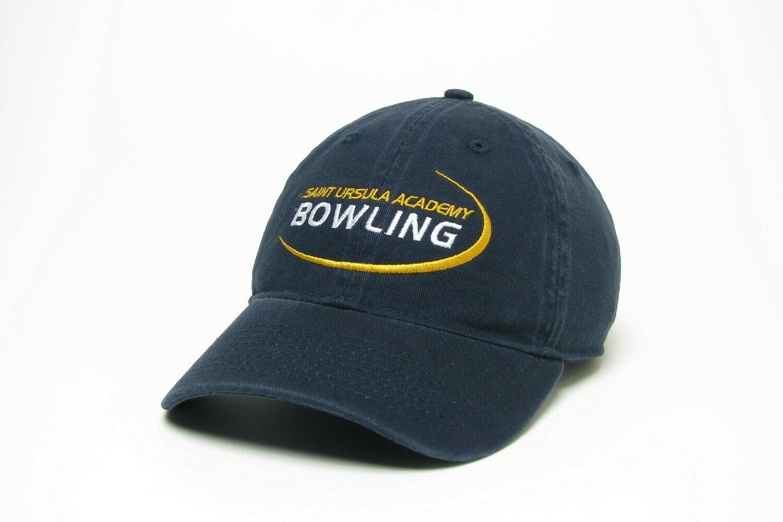 Hat - Navy - Bowling  Swoosh