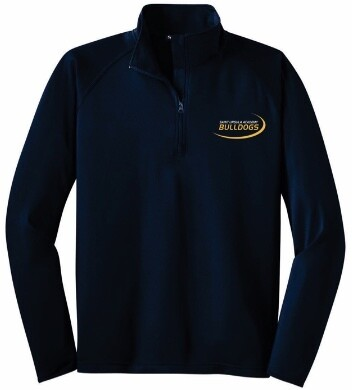 Dri-fit Quarter Zip - Men's