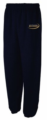 Sweatpants - Cuffed Hem