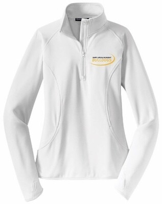 Dri-fit Quarter Zip - Ladies