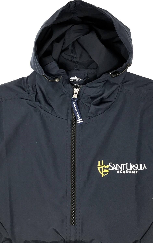 Jacket - Windbreaker Pack 'n Go with Crest Logo