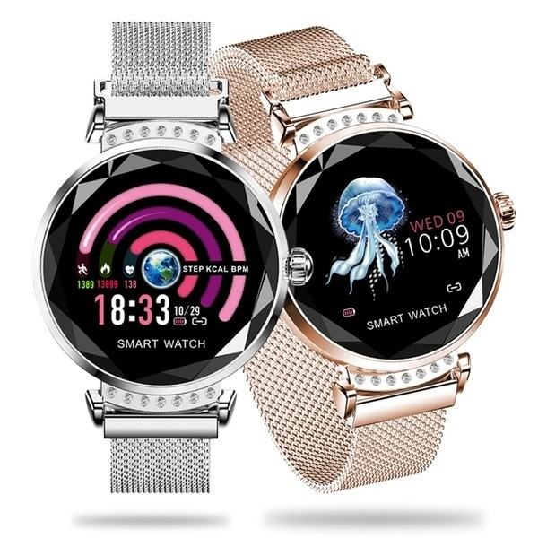 Women Designer H2 Smartwatch