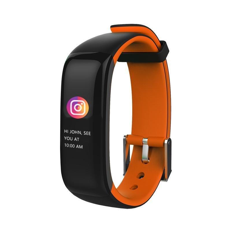 P1 Plus Fitness Tracker Smartwatch