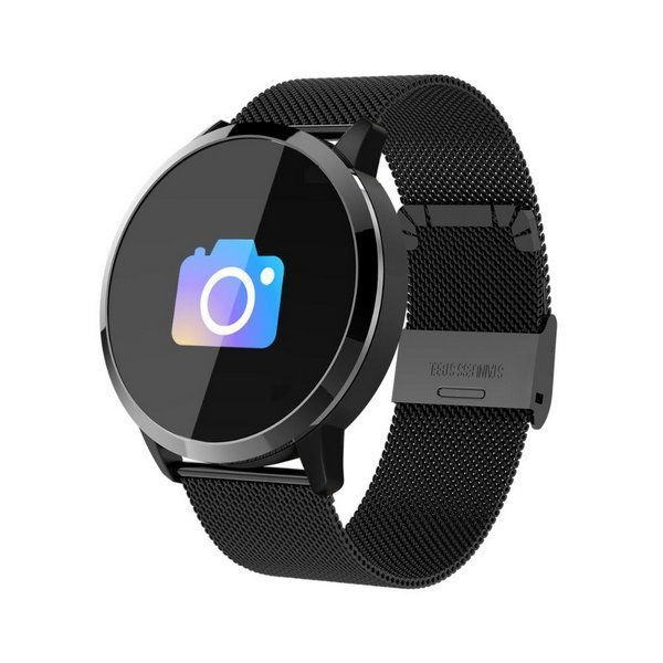 Q80 Black Smartwatch