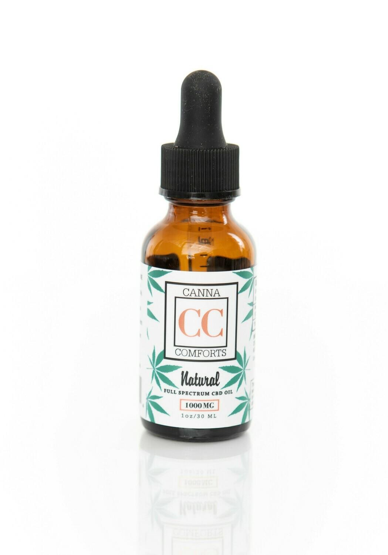 Full Spectrum CBD Oil 1000 mg