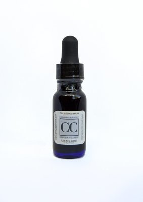 Full Spectrum CBD Oil 125 mg