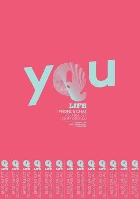 QLife Poster - You - A3 & A4