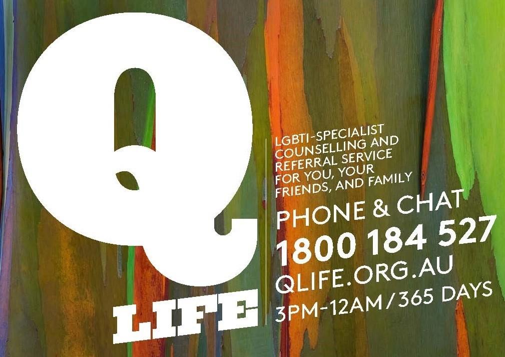 QLife Postcard