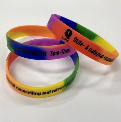 QLife Rainbow Bracelet