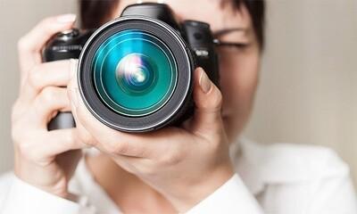 Curso Online con Certificado Superior en Fotografia