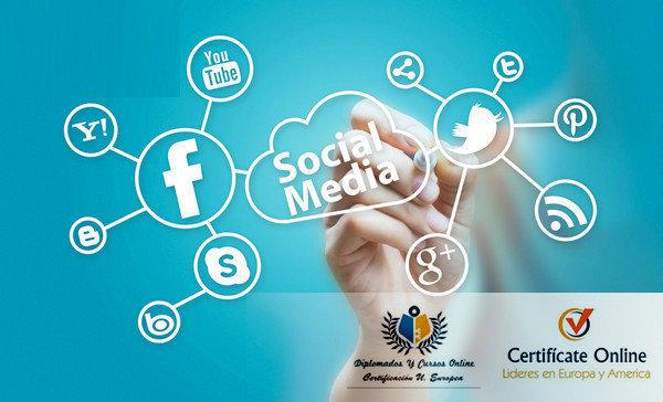 Curso  Marketing en redes sociales e implantación de negocio electrónico II+Certificacion