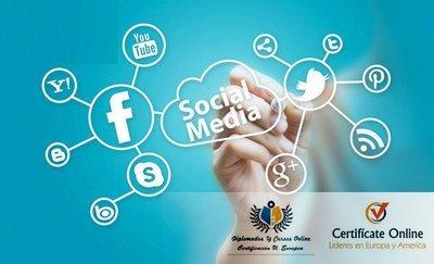 Curso  Marketing en redes sociales e implantación de negocio electrónico+Certificacion