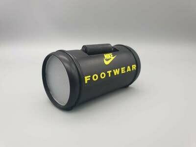 DeLorean 1:8 scale Nike Trainer Case