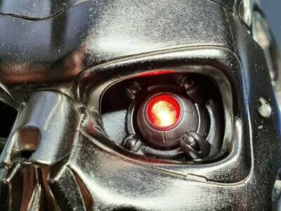 Terminator T800 1/2 Scale Replacement Eyes