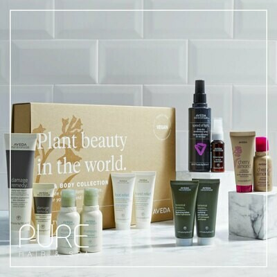 Aveda Vegan Edit Hair & Body Gift Set