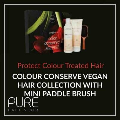 Aveda Colour Conserve Hair Care Gift Set.