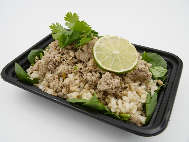 Cilantro Lime Ground Turkey