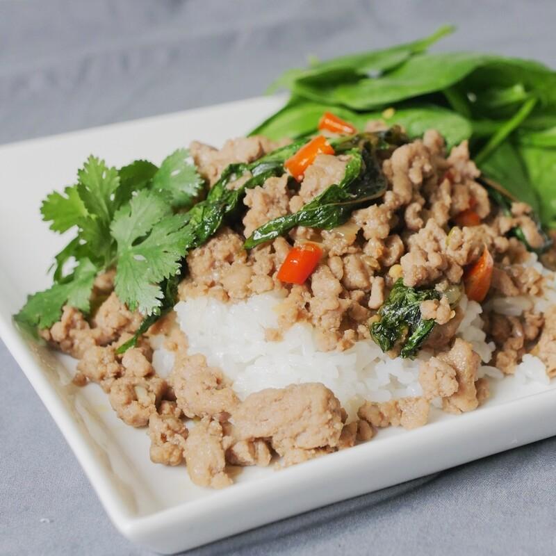 Thai Basil Turkey